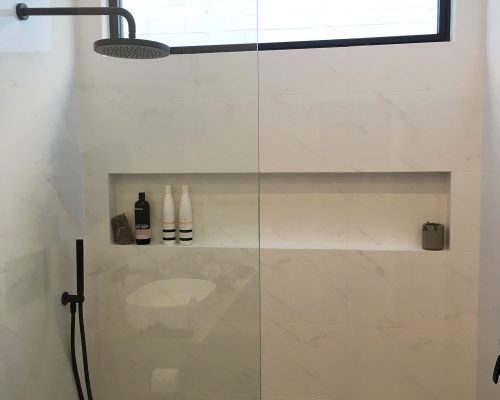 The Niche Man Shower Niches Custom Made